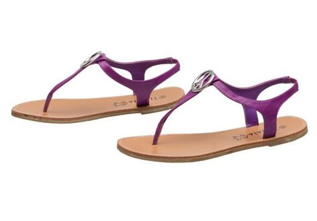 Sandales violette Sismix