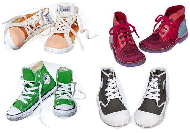 684fe2753cdca Mode enfant   8 chaussures tendances pour le printemps - Elle