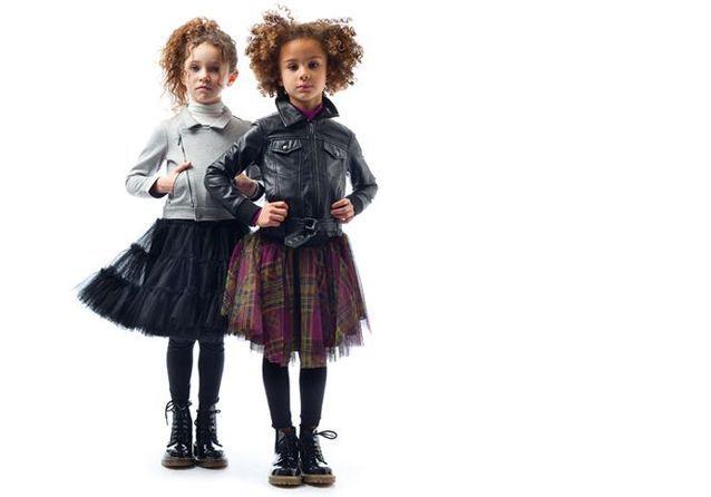 Mode fillette: une rentrée faussement folk!