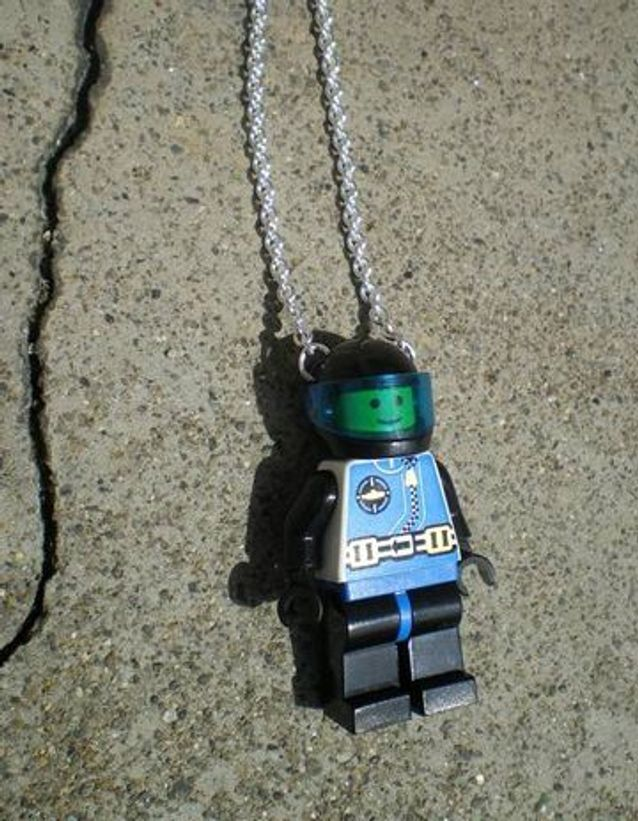 Les briques de construction Lego