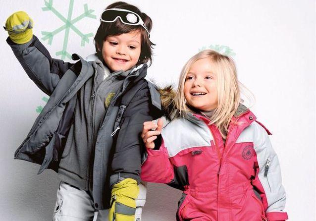 Sports d'hiver : j'équipe mon enfant pas cher