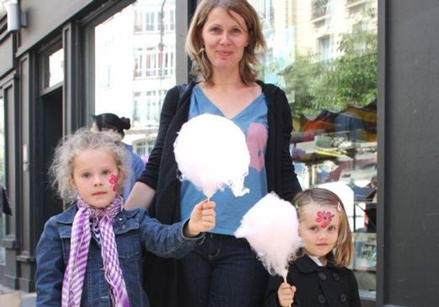 Street style : fashion en famille