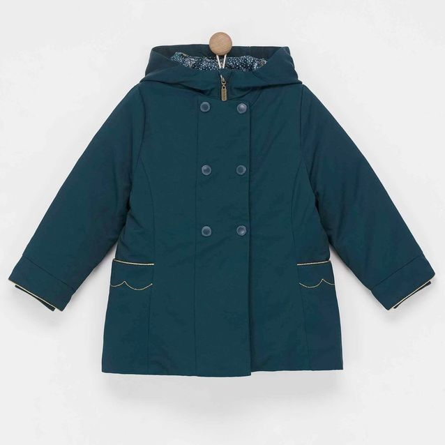 Imperméable vert Sergent Major