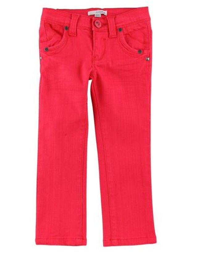 Pantalon rouge Absorba