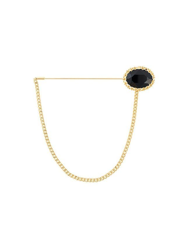 Broche en cristal Dolce & Gabbana