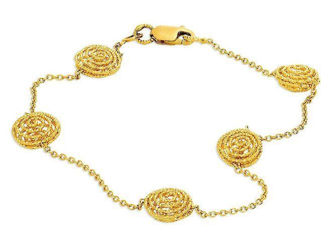 bc8815d19c8c3 Mariage mode accessoire shopping tendance bijoux bracelet spirales Manege a  bijoux