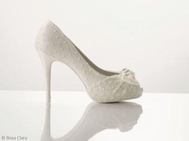 Le top des chaussures pour se marier