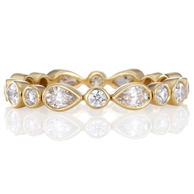 Alliance originale diamant De Beers