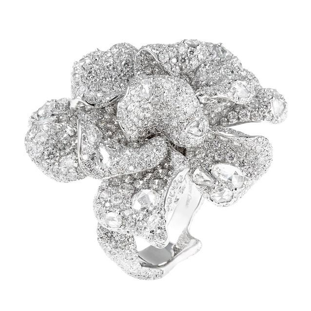Alliance originale haute joaillerie Cindy Chao