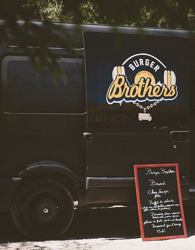 4. Un brunch en mode food truck