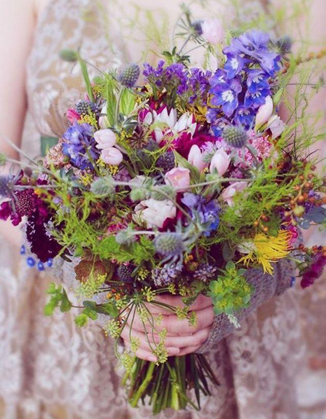 Bouquet De Mariee Champetre 20 Beaux Bouquets De Mariee