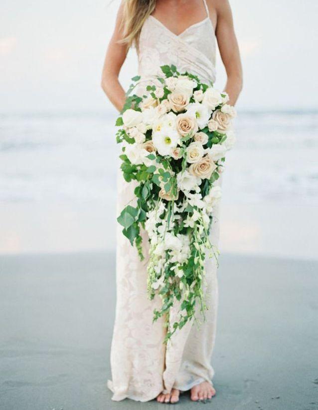 achat le plus récent chaussures authentiques la vente de chaussures Bouquet de mariée en cascade - 20 beaux bouquets de mariée ...