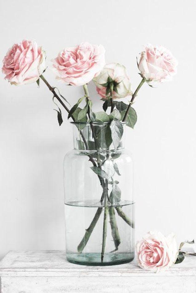 Bouquet de roses moderne