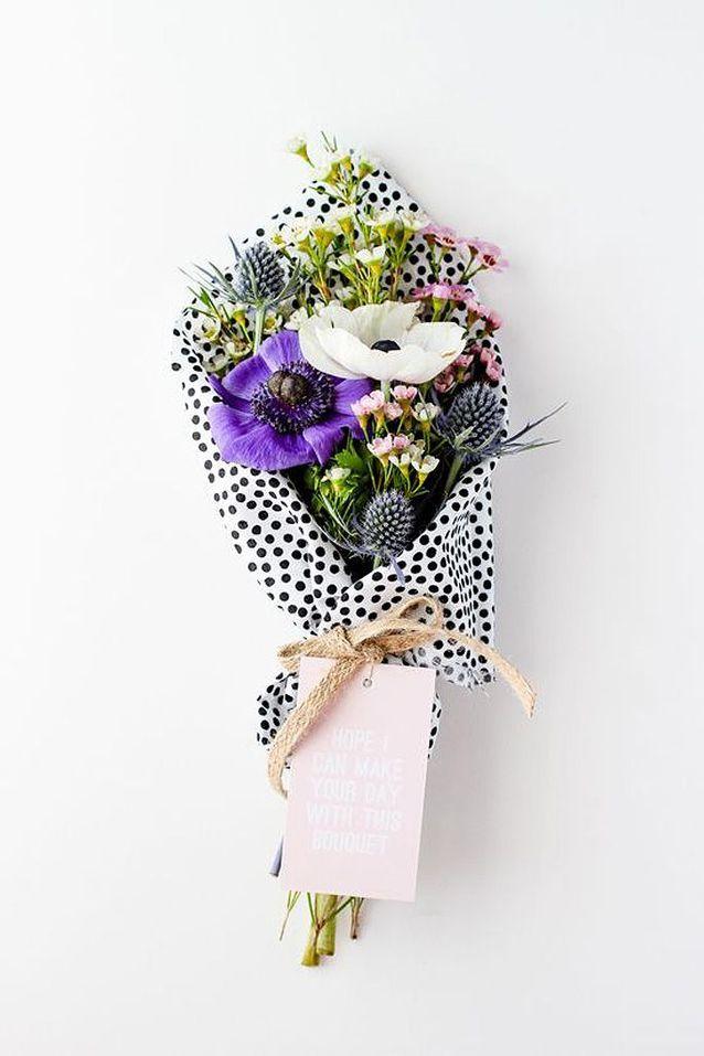composition florale faire soi m me nos 20 id es de compositions florales copier elle. Black Bedroom Furniture Sets. Home Design Ideas