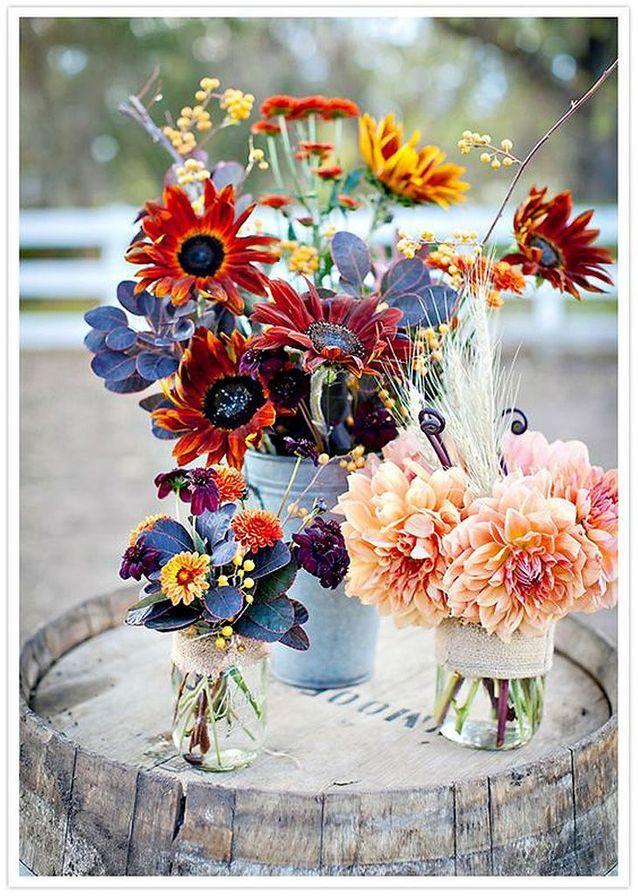 Composition Florale Automne Nos 20 Idées De Compositions Florales à Copier Elle