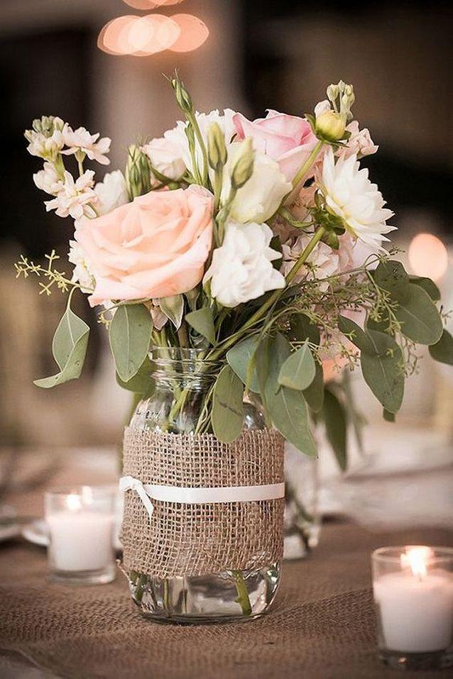 Decoration Florale Mariage Champetre Chic
