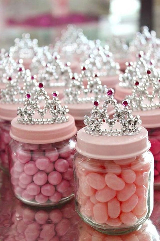 Dragées de mariage pour mariage de princesse