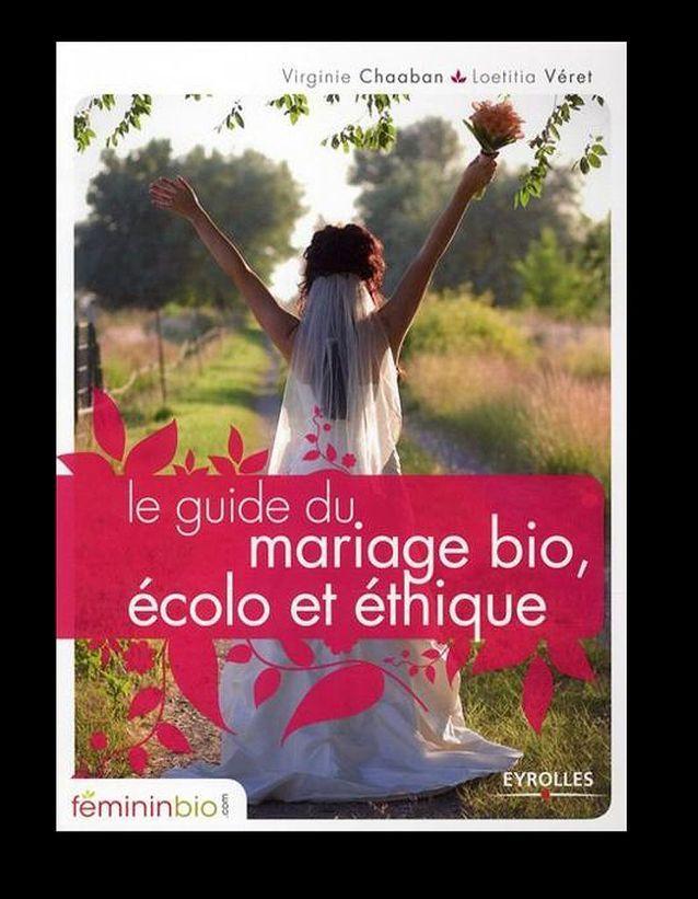 Guide du mariage bio