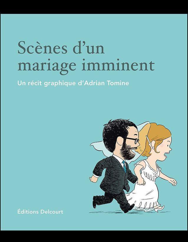 Scene mariage imminent