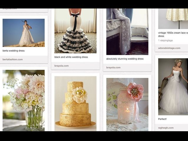 Compte Pinterest mariage When I Get Married For Real