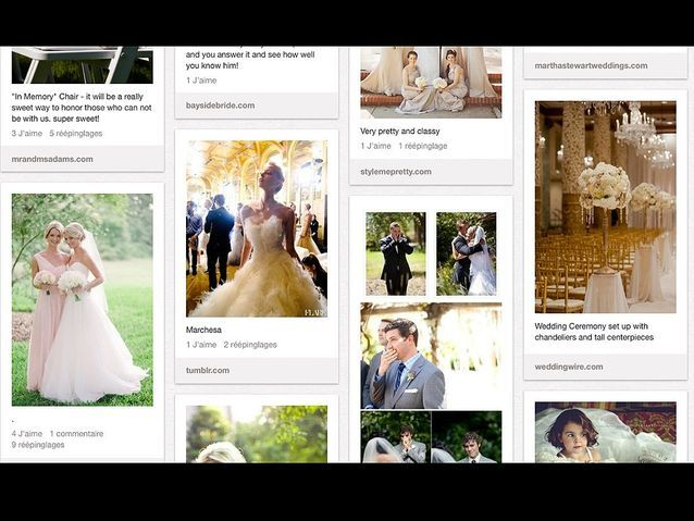 Pinterest mariage And they lived happily ever after