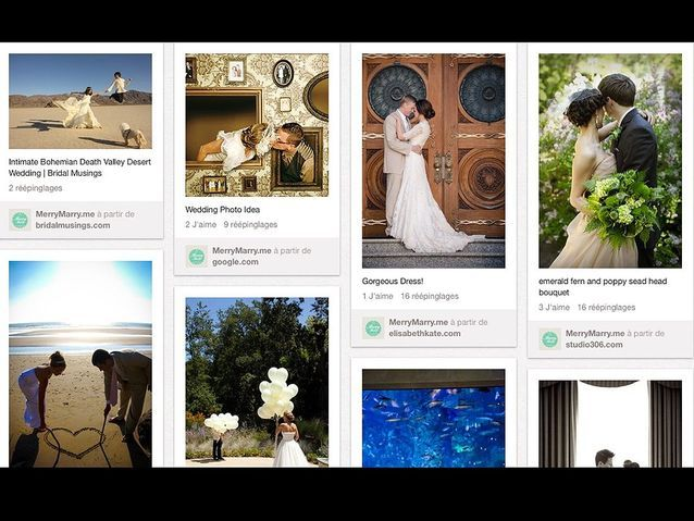 Pinterest mariage Lovely real wedding photo