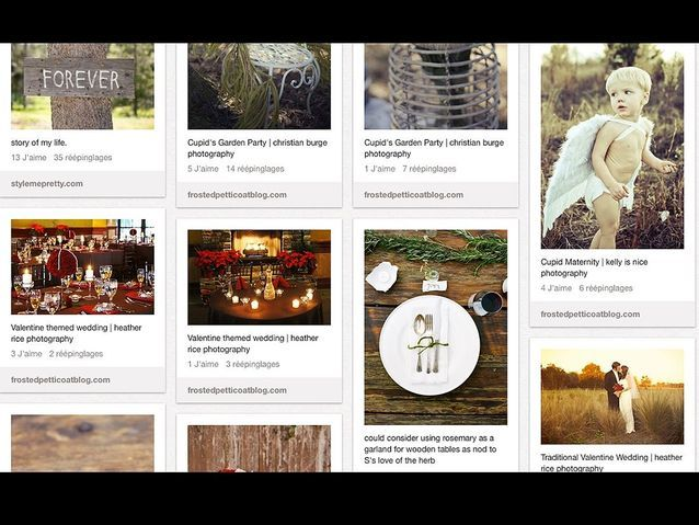 Pinterest mariage Rustic Wedding