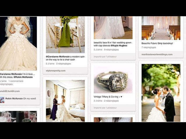 Pinterest mariage To be married? Yes of course. What other kind of engaged is there?