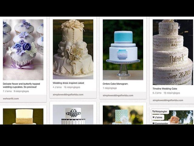Pinterest mariage Wedding Cakes