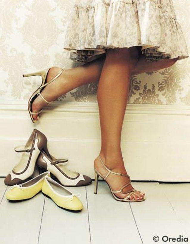 Pensez aux dancing shoes
