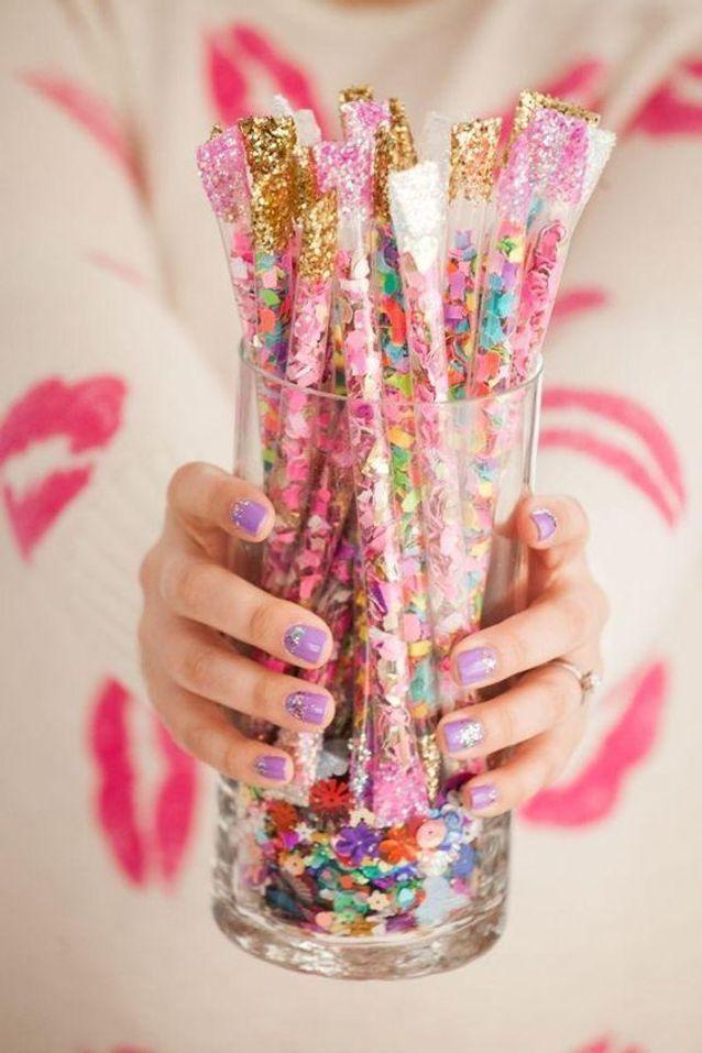 Confettis DIY