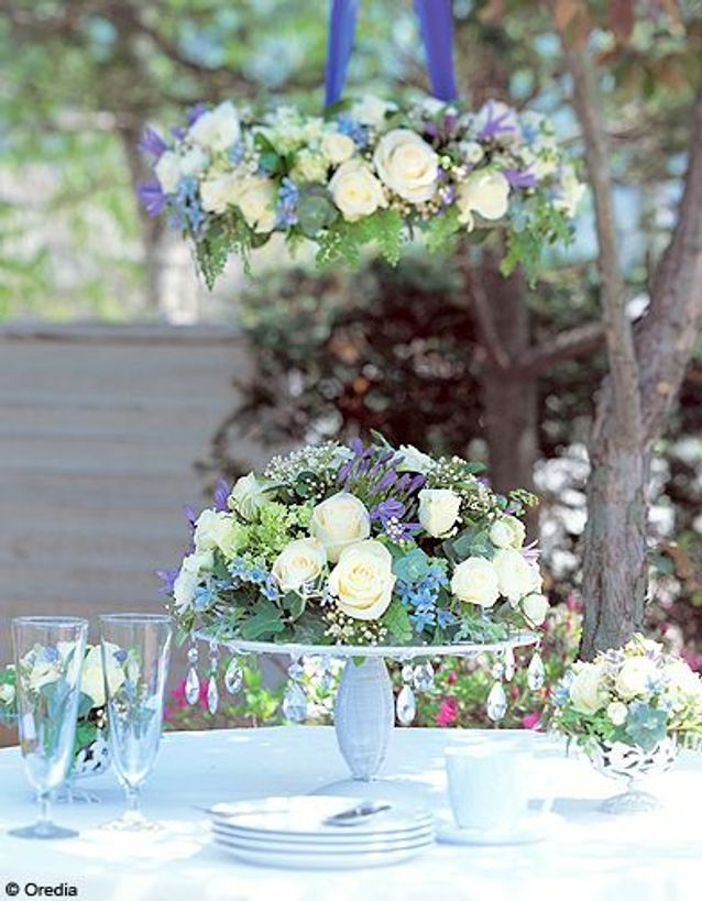Wedding planer decoration