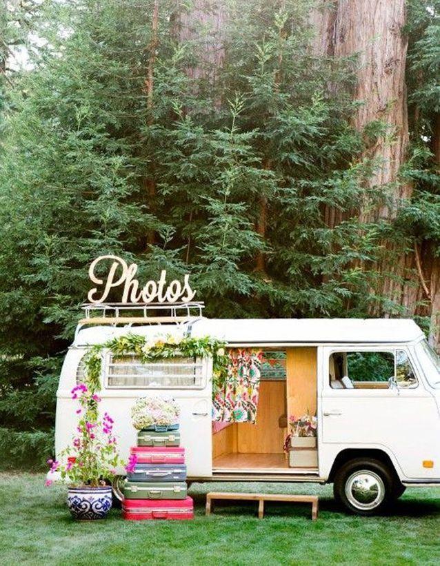 Photobooth hippie