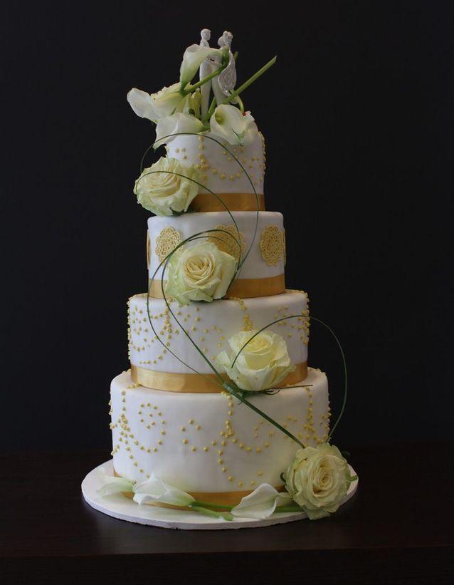 Pièce montée de mariage wedding cake Alban Guilmet