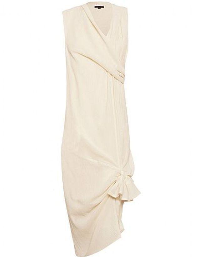 Robe blanche Alexander Wang