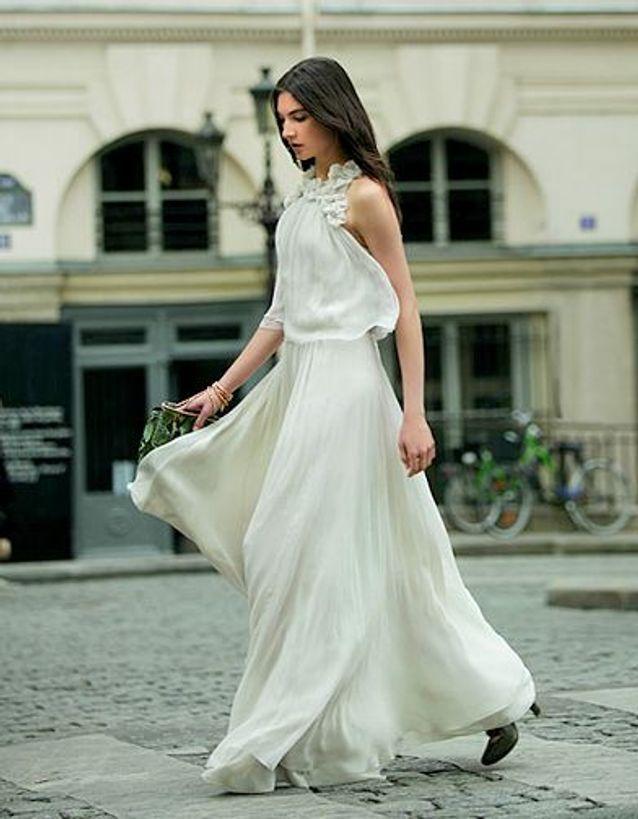 Robe Blanche Chloe 100 Robes De Mariee Pas Comme Les