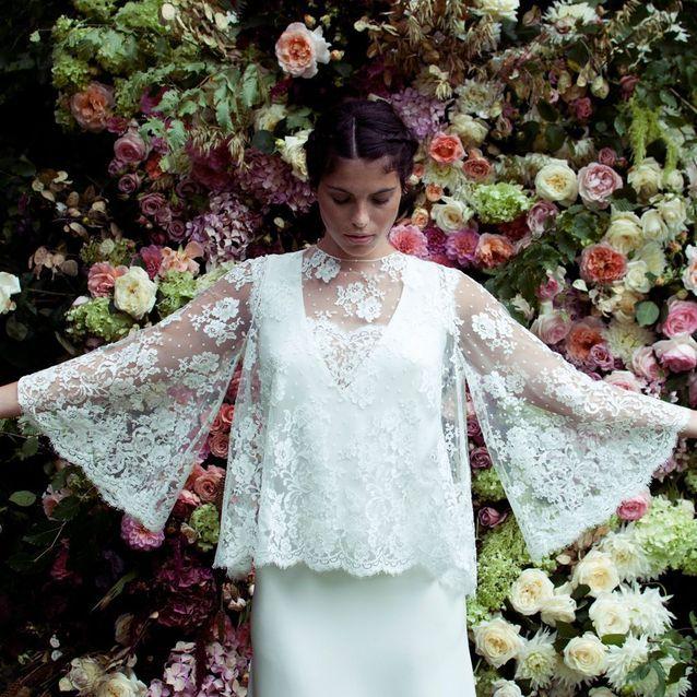 Robe de mariée Elise Hameau
