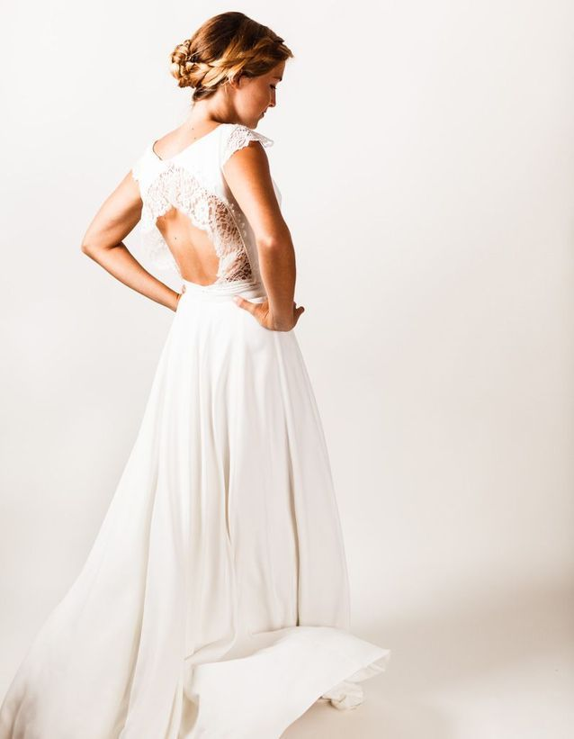 Robe de mariée Marion Kenezi