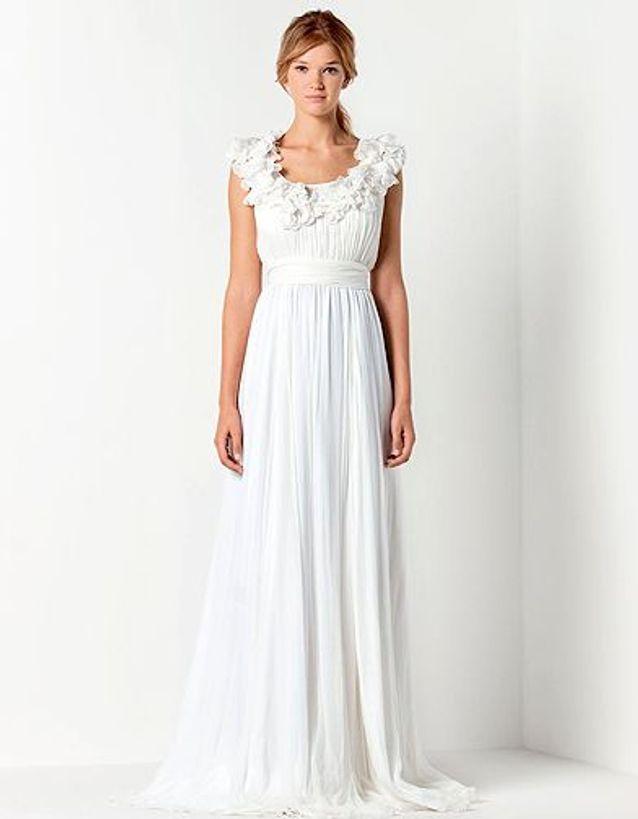 Robe de mariée Max Mara