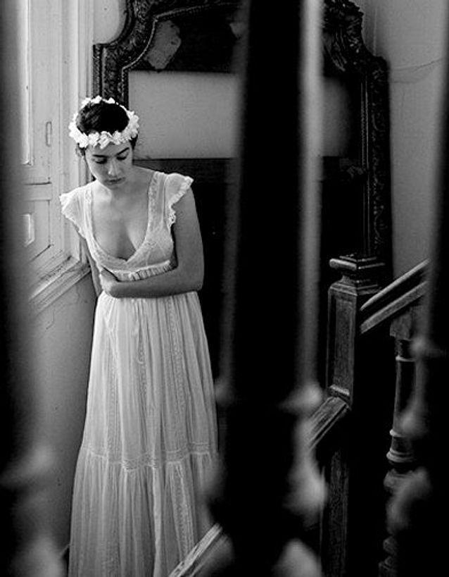 Robe de mariée Sidonie Floret