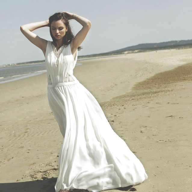 Robe de mariée Sophie Sarfati