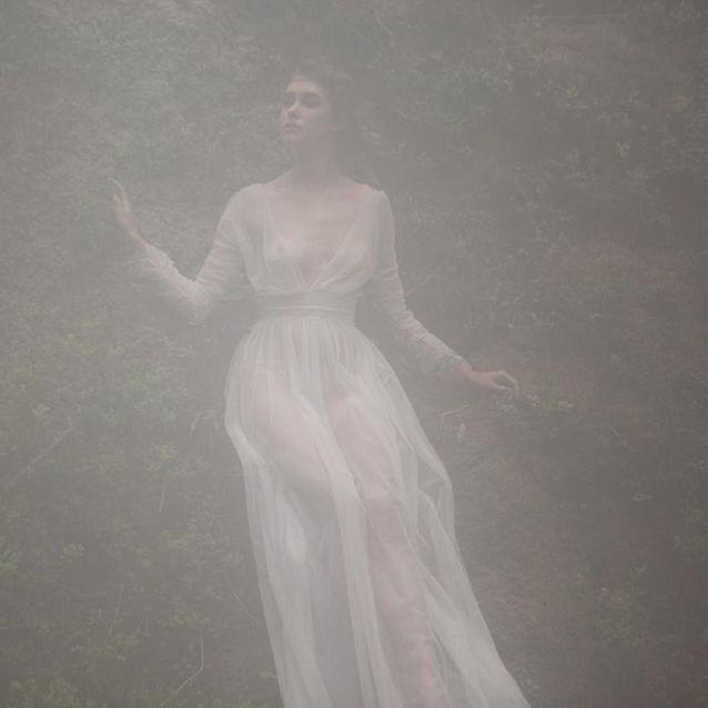 Sur-robe de mariée Delphine Manivet