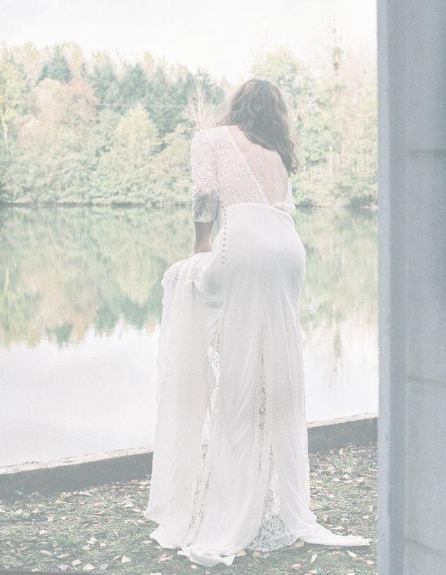 La mariée moderne en robe Love Love Love