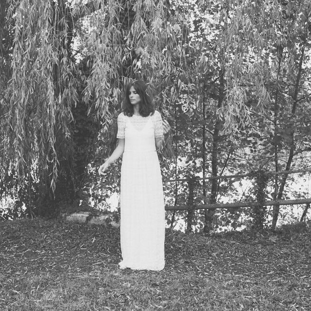 La robe de mariée bohème Holiday Snapshots