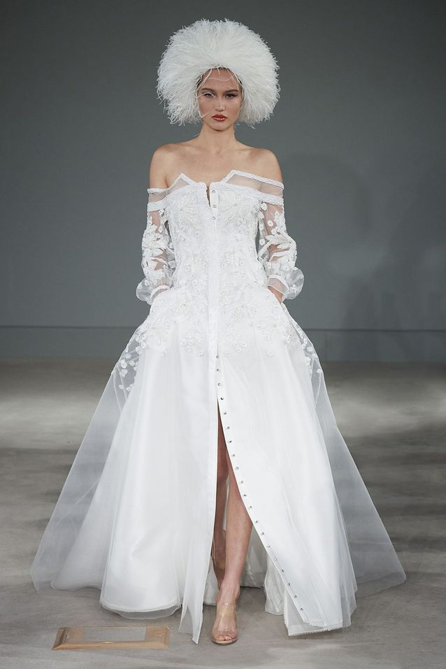 Robe de mariée Alexis Mabille Haute Couture printemps-été 2020