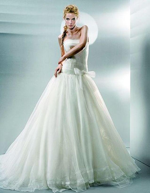 Mode tendance shopping mariage robe mariee 1030 Jesus Peiro