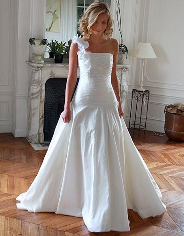 Mode tendance shopping mariage robe mariee MARIE LAPORTE