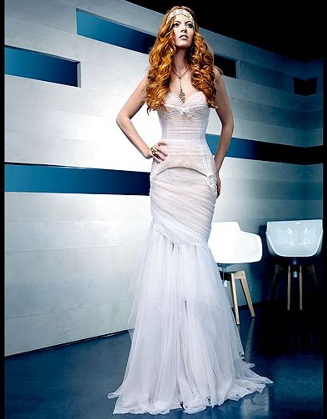 Mode tendance shopping mariage robe mariee max chaoul SHOW GIRL