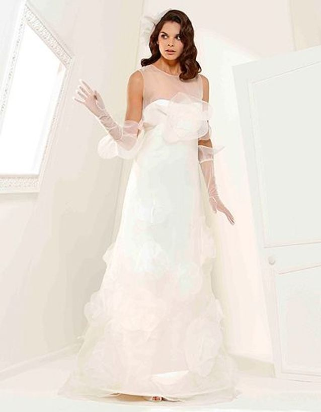 Mode tendance shopping mariage robe mariee suzann hermann valentine