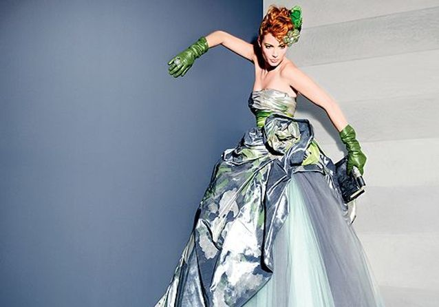 09e6e8a371c Mode guide shopping tendnace look mariage robe mariee couleur max ...